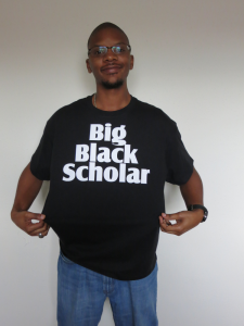 Race the Big Black Scholar